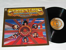 SUPERSTARS IN COUNTRY MUSIC LP 1983 K-Tel Canada SKAGGS HAGGARD WILLIE NELSON+
