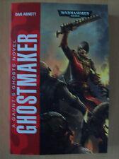 Ghostmaker Warhammer 40,000 A Gaunt's Ghosts Novel Abnett Dan Paperback Book New