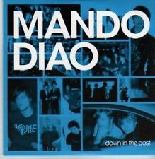 (720Y) Mando Diao, Down in the Past - DJ CD