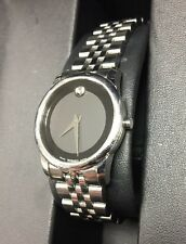 Movado 0606505 Museum Classic 28mm Stainless Steel Wrist Watch