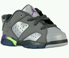 Nike Air Jordan Retro 6 Low Infant Toddler Basketball Shoe Size 4c