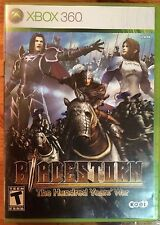 Bladestorm: The Hundred Years' War (Microsoft Xbox 360, 2007)