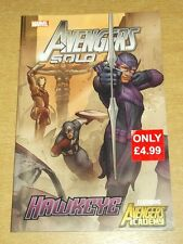 AVENGERS HAWKEYE SOLO FEATURING AVENGERS ACADEMY MARVEL  9780785160717