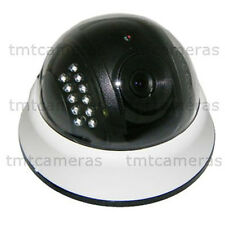 600TVL Sony CCD 2040 Nextchip IR Infrared CCTV Security Audio Dome Camera Mic