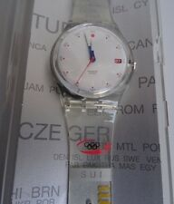Swatch Olympia Sydney 2000 Run After GK419T - SUI (Schweiz)