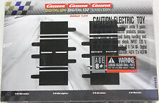 CARRERA 20612 1/4 STRAIGHT TRACK NEW 1/24 1/32 SLOT CAR TRACK