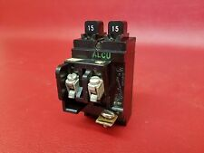 15A ITE Pushmatic P1515 Twin Duplex BREAKER 15 Amp With CLT Tab $ave