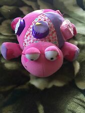 Garden Friends Pink Turtle Soft Activity Toy