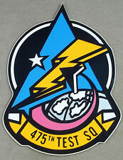 US Air Force 475th Test Squadron Decal / Sticker