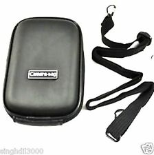 NEW Black Air Foam Zip Digital Camera Bag Pouch Case Waterproof Universal GO PRO
