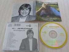 RARE CD ALBUM BEST OF C JEROME MES DIX DISQUES D'OR 16 TITRES 1989
