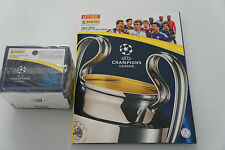 ALBUM FIGURINE PANINI CHAMPIONS LEAGUE 2014 2015 15 + BOX 50 BUSTINE SIGILLATE