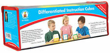 DIFFERENTIATED INSTRUCTION CUBES - KRISTINA J. DOUBET PH.D. (HARDCOVER) NEW