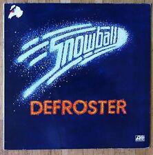 SNOWBALL (Curt Cress) Defroster LP/GER