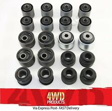 Full Suspension Arm Bush kit w/Castor Bushes-for Nissan Patrol GU Wagon(02/00+)