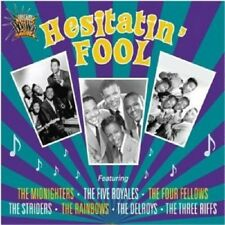 ESSENTIAL DOO WOP-HESITATIN' FOOL (THE ORCHIDS/THE RAINBOWS/+) CD BLUES NEU
