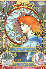 STUDIOI GHIBLI - NAUSICAA OF THE VALLEY OF THE WIND POSTER - BUY 2 GET 1 FREE