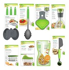 Jokari Healthy Steps Portion Control Diet / Weight Loss 10pc Utensil Set
