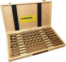 FAMAG 1414 Lewisform Schlangenbohrer, 460 mm, Classic, Satz, 8-teilig