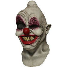 Crazy Eyed Clown Evil Scary Halloween Mask Free Smart Phone App Makes Eye Move