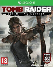 Tomb Raider Definitive Edition Xbox One XboxOne NEW DISPATCH TODAY BY 2 PM