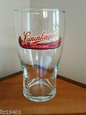 Leinenkugel's Canoe Join Us Out Here Tulip Pint Glass