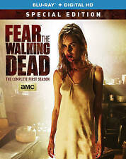 Fear the Walking Dead: Season 1 Blu-ray Disc, 2016, 2-Disc Set