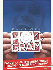 Hologram (DVD and Gimmick) by David Stone - Trick,Card Magic,Close Up,Street,Fun