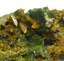 *** WULFENITE & MIMETITE CRYSTALS - OJUELA MINE, MEXICO  ** 7