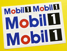 MOBIL 1 style Motorbike Motorcycle Fork and Fairning Decals Stickers