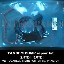 Carburant pompe à vide joints tandem kit de VW Transporter T5 Multivan 2.5TDI