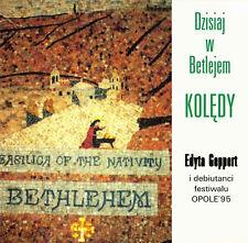 Edyta Geppert - Koledy - Dzisiaj w Betlejem (CD) 1996 NEW