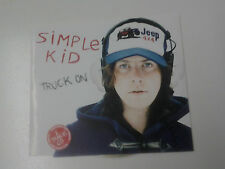 Simple Kid Truck On CD Single (CD1)
