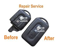 REPAIR REFURBISHMENT SERVICE for Nissan Micra Qashqai 2 Button Smart Remote Key