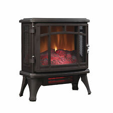 Duraflame DFI-8511-02 Bronze Infrared Quartz Electric Stove Heater