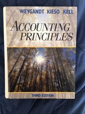 Accounting Principles : With Working Papers and Lotus Problems by Donald E. Kies