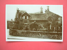 VINTAGE POSTCARD REVOLUTION HOUSE - CHESTERFIELD - DERBYSHIRE
