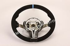 Authentic BMW Mperformance Alcantara & Carbon Fiber Steering wheel M3 M4 M2