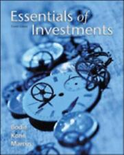 Essentials of Investments by Zvi Bodie, Alex Kane and Alan J. Marcus (2000, H...