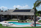 "XLong Inground Above Ground 56""x20' Solar Energy Swimming Pool Sun Heater Panel"