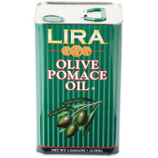 Olive Lira  Pomace Oil - 1 Gallon Tin