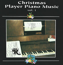 Christmas Player Piano Memories CD