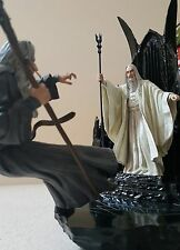 Sideshow 'The Treachery of Saruman' Lord of the Rings Diorama