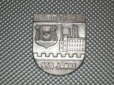 DDR Abzeichen 550 Jahre Crimmitschau Sachsen
