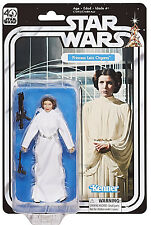 "Princess Leia Organa STAR WARS Black Series 40th Anniversary ANH 6"" INCH FIGURE"
