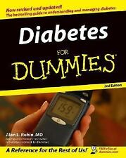 Diabetes For Dummies-ExLibrary