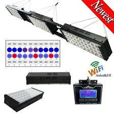 3pcs WIFI Version Dimmable LED Aquarium Light For Coral Reef Marine Fish Tank