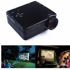 HD 1080P Home Cinema Theater Multimedia LED LCD Projector PC AV VGA USB SD HDMI