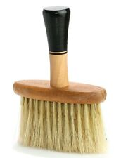 JAGUAR BARBER SALON NECK BRUSH NATURAL BRISTLES PREMIUM QUALITY HAND MADE
