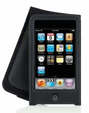 NUOVO Belkin Leather Folio Wallet Flip Custodia Cover per iPod Touch 2G 3G